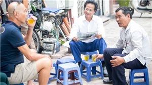 Danh ca Chế Linh đạp xe, trà đá vỉa hè ở Hà Nội