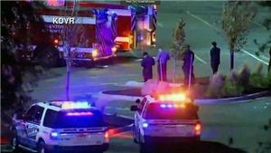 Những hình ảnh, video đầu tiên trong vụ xả súng siêu thị Walmart, Mỹ