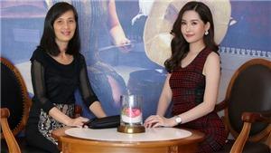 Livestream 'chất vấn' Tân Hoa hậu Đại dương 2017 Lê Âu Ngân Anh