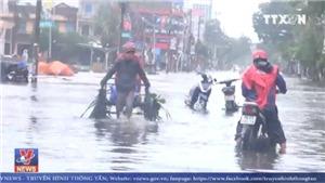VIDEO: Sau bão số 12, tại Phú Yên, 4 người mất tích, 1 người bị thương