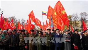 100 năm Cách mạng Tháng Mười Nga: Sức sống và giá trị thời đại trường tồn