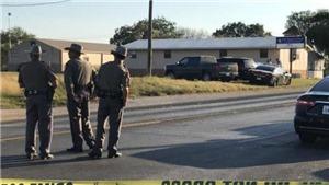 Mỹ: Lại xả súng đẫm máu, ít nhất 27 người chết ở bang Texas