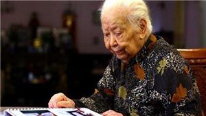 Cụ Hoàng Thị Minh Hồ: Vĩnh biệt một tấm lòng vàng