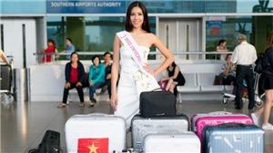 Á hậu Nguyễn Thị Loan: Hết mình vì 'màu cờ sắc áo' ở Hoa hậu Hoàn vũ Thế giới 2017