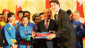Vovinam với Thủ tướng 'soái ca' Justin Trudeau: Nghĩ về 'sức mạnh mềm' của Việt Nam