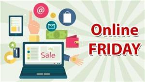 Online Friday 2017 với 5.000 'Sản phẩm đảm bảo' từ nhà tổ chức