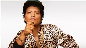 Bruno Mars 'thống trị' giải âm nhạc Mỹ 2017
