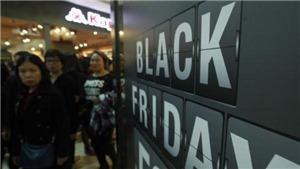 Anh: Doanh số mua sắm ngày 'Thứ Sáu đen tối' có thể đạt hơn 10 tỷ bảng