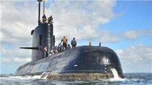 Đồng hồ tử thần đang đếm ngược với 44 thủy thủ trong tàu ngầm Argentina mất tích