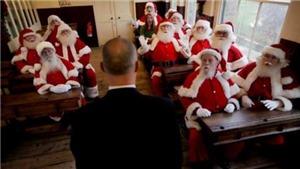 Những bí quyết để trở thành Ông già Noel hoàn hảo