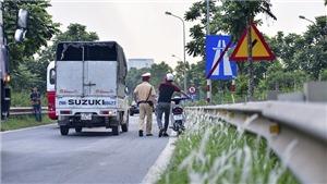 Làm rõ thông tin thẩm phán bị cướp xe trên đại lộ Thăng Long