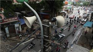 Hà Nội khẩn trương thay thế loa phường bằng thiết bị thông minh tại 3 quận
