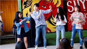 Nam diễn viên điển trai Kang Tae Oh trở lại Việt Nam