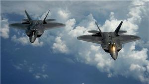 Mỹ bắn pháo sáng cảnh cáo máy bay Nga tại Syria