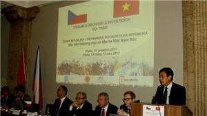 Thúc đẩy thương mại, đầu tư Việt Nam-CH Czech: VN là thị trường chiến lược của Czech