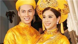 Nữ ca sĩ Lâm Khánh Chi chính thức lên xe hoa với chồng kém 8 tuổi