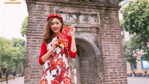 Vietnamobile tri ân khách hàng dịp Tết Nguyên đán 2018