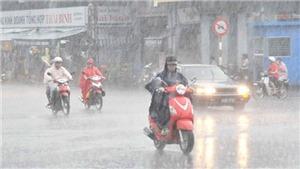 Thời tiết 5/1: Hà Nội mưa nhỏ, nhiệt độ nhích lên 23 độ C, Nam Bộ oi nóng