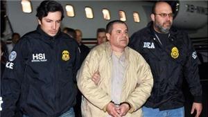 Thẩm phán bận nghỉ hè, Mỹ hoãn xét xử trùm ma túy 'bố già' Joaquin El Chapo Guzman