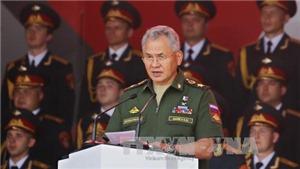 Đại tướng Sergey Shoygu, Bộ trưởng Quốc phòng Nga thăm chính thức Việt Nam