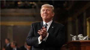 Có gì trong Thông điệp Liên bang đầu tiên của Tổng thống Donald Trump?