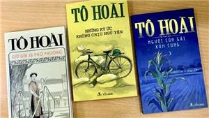 3 tác phẩm mới của nhà văn Tô Hoài: 'Kho báu' về Hà Nội