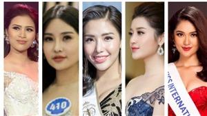 Nhan sắc Việt 2017: Ngọt ít, đắng nhiều với nước mắt mỹ nhân
