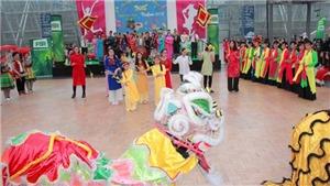 Tưng bừng, ấm áp các hoạt động đón Xuân Mậu Tuất của cộng đồng người Việt tại Nga và Đức