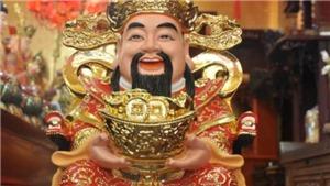 Hai bài văn khấn vía Thần Tài ngày mùng 10 tháng Giêng chuẩn nhất