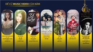 Đề cử Music Video của năm, Giải Âm nhạc Cống hiến lần 13-2018: Những MV 'khủng', những tên tuổi 'khủng'…