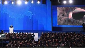 Nhận diện vũ khí mới của Nga qua video minh họa Thông điệp Liên bang 2018 của Tổng thống Putin