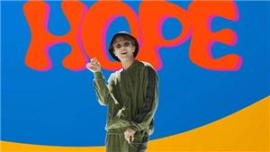 Mixtape 'Hope World' của J-Hope (BTS): Danh thiếp trước thế giới