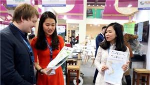 Triển lãm bản đồ Việt Nam ở Hội chợ Du lịch quốc tế Berlin 2018