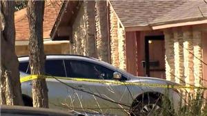 Dân Texas hoang mang về các gói đồ chết người đặt trước cửa nhà