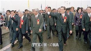 Dấu ấn của Nguyên Thủ tướng Phan Văn Khải với nền kinh tế đất nước