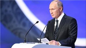 Từ câu hỏi 'Ngài Putin là ai?' gần 20 năm trước