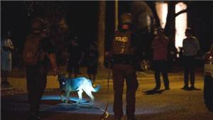 Cảnh sát Mỹ nghi ngờ âm mưu đánh bom hàng loạt tại Texas