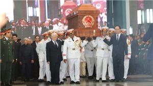 Lời điếu Tổng Bí thư Nguyễn Phú Trọng đọc tại Lễ truy điệu nguyên Thủ tướng Phan Văn Khải