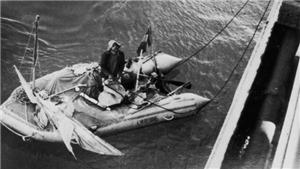 Vượt Đại Tây Dương bằng xuồng cao su