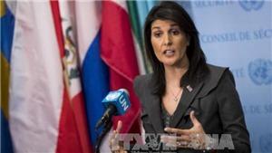 Mỹ khẳng định không rút quân khỏi Syria, sẵn sàng tiếp tục tấn công