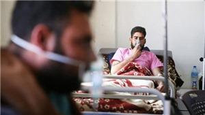 Nga: Hình ảnh vụ tấn công hóa học tại Syria có dấu hiệu dàn dựng