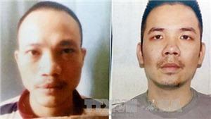 Xét xử tử tù trốn trại Nguyễn Văn Tình và Thọ 'sứt'