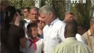 Chân dung Miguel Diaz-Canel, người kế nhiệm Chủ tịch Cuba Raul Castro