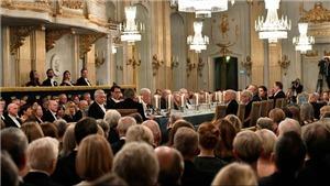 Viện Hàn lâm Thụy Điển không tiến hành trao giải Nobel Văn học trong năm 2018