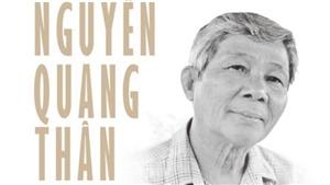 Xúc động đón 'Nguyễn Quang Thân - người khát sống'