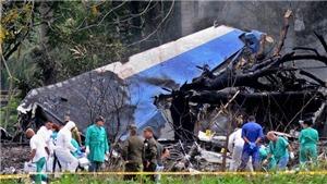 Vụ tai nạn máy bay 110 người chết: Cuba tuyên bố quốc tang 2 ngày