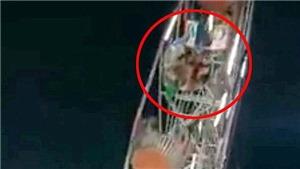 Video 'vòng đu quay tử thần' khiến em bé 8 tuổi tử nạn, nhiều trẻ em bị thương