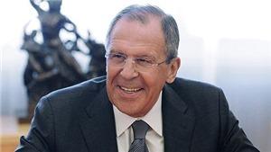 Ngoại trưởng Nga Lavrov thăm Triều Tiên