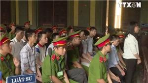 VIDEO phiên xét xử nhóm phản động đặt bom xăng khủng bố Sân bay Tân Sơn Nhất