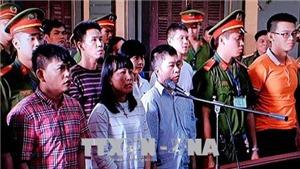 Tuyên án 14 bị cáo đốt kho xe, đặt bom sân bay Tân Sơn Nhất